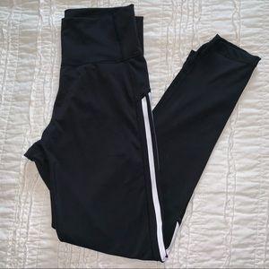 High waisted training leggings